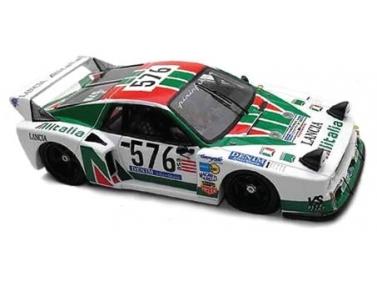 Lancia Beta Montecarlo Turbo - Giro