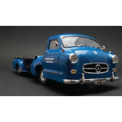 Mercedes-Benz Racing Car Transporter, 1955 REVISED EDITION