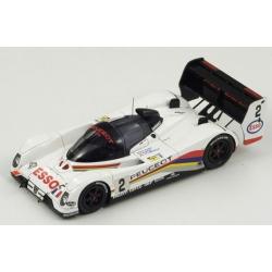 Peugeot 905, No.2 Le Mans 3rd 1992