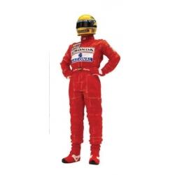 Ayrton Senna Figurine Type I Arms Akimbo