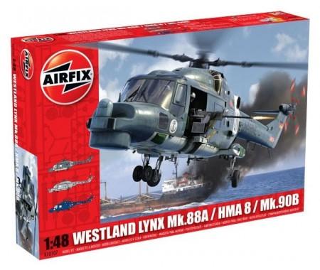 Airfix - Westland Lynx Navy HMA8 / Mk.88A / Mk.90B