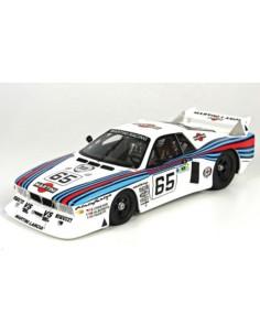 Lancia Beta Montecarlo Turbo Nr.65 Le Mans - 1981