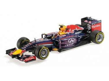 Infinity Red Bull Racing Renault RB10 - Daniel Ricciardo - 2014