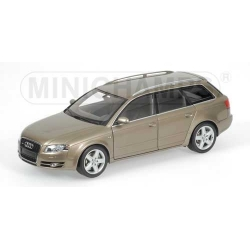 Audi A4 Avant - 2005 - Dakar Beige Metallic
