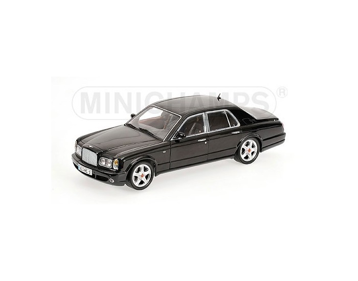 Bentley Arnage T - 2002 - Black - RARITY