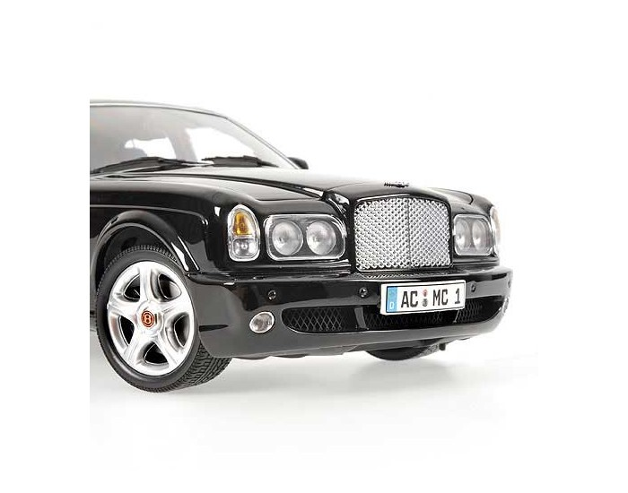 Bentley Arnage T - 2002 - Black