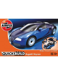 QUICK BUILD Bugatti Veyron