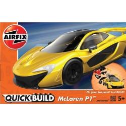 QUICK BUILD McLaren P1