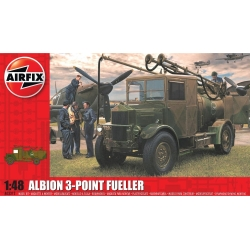 Albion AM463 3-Point Refueller