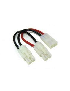 Cable Series Connector 1 Tamiya Male - 2 Tamiya Female