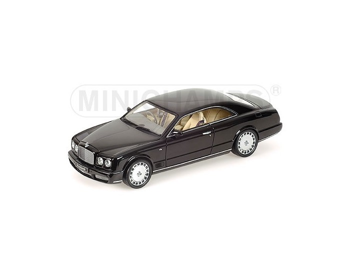 Bentley Brooklands - 2007 - Black RARE