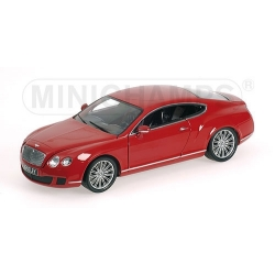 Bentley Continental GT - 2008 - Red