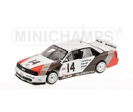 Audi 200 Quattro - Hans-Joachim Stuck - Winner Trans-Am Weekend Cleveland - 1988