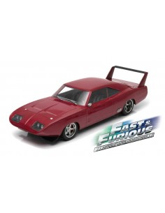 1969 Dodge Charger Daytona Custom Fast & Furious VI - Red