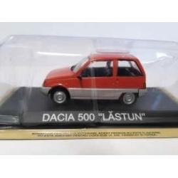 Dacia 500 Lastun - Orange/Silver