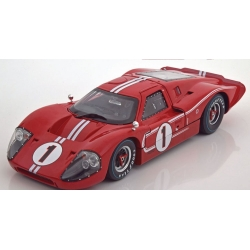 Ford GT40 MKIV Winner 24h Le Mans 1967
