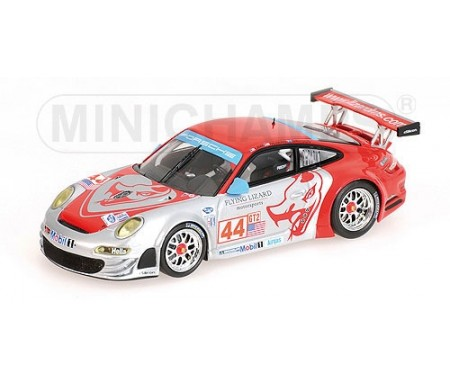 Porsche 911 GT3 RSR - Team Flying Lizard Motorsport - Law/Neiman/Davison - 12H Sebring 2008 RARITY