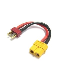 Cable Connector Deans Male - XT-60 Female