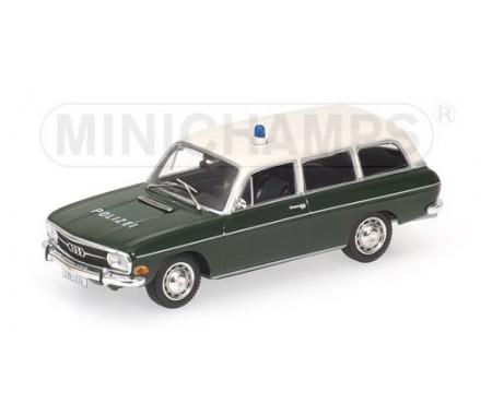 "Audi 60 Variant - 1970 - ""Polizei Ingolstadt"""