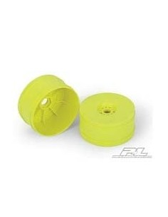 Wheels LightWeight Velocity Yellow (4 pcs)