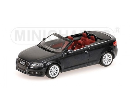 Audi A3 Cabriolet - 2007 - Grey Metallic
