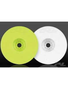 Wheels Velocity VTR Zero Offset White (4 pcs)