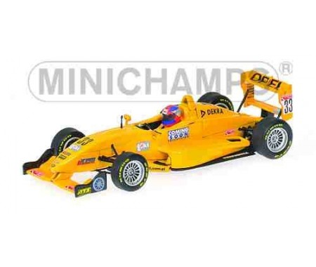 Minichamps - 400030393 - Dallara Opel F302 - Robert Kubica - Winner Norisring Germany F3 Euro Series - 2003  - Hobby Sector