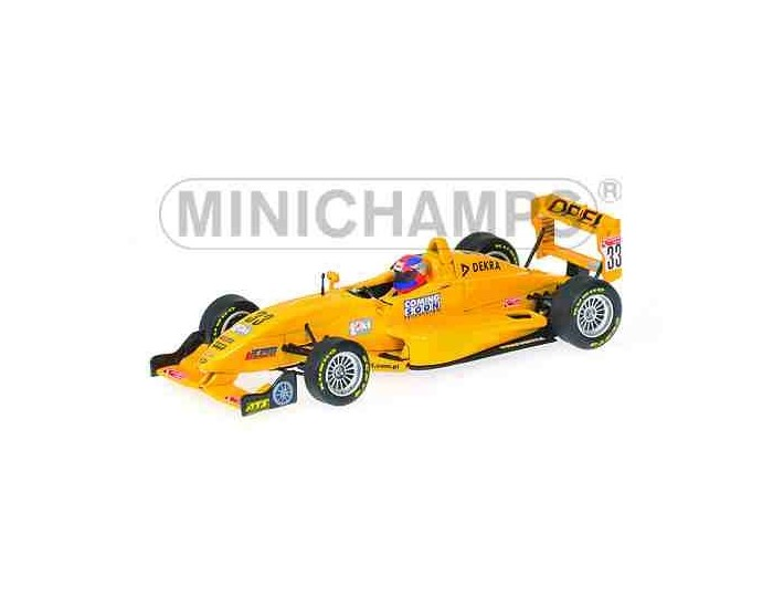 Dallara Opel F302 - Robert Kubica - Winner Norisring Germany F3 Euro Series - 2003