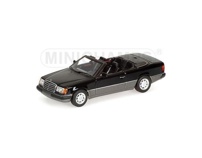 Mercedes-Benz 300 CE-24 Cabriolet (W124) - 1990 - Black