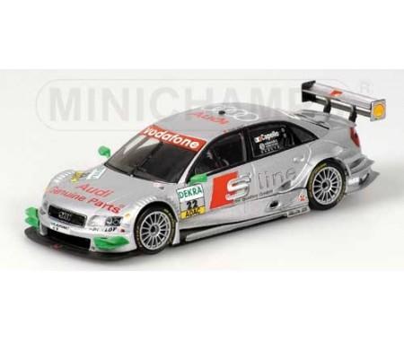 Audi A4 - Rinaldo Capello - Audi Sport Infineon Team Joest - DTM 2004 Shanghai