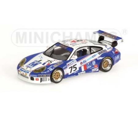 Porsche 911 GT3 RS - Sugden/Khan/Smith - Team Perspective Racing - 24H Le Mans 2004