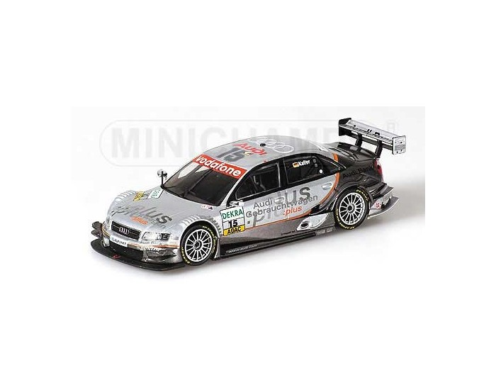 Audi A4 - Pierre Kaffer - Audi Sport Team Joest - DTM 2005