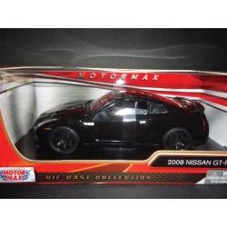 Nissan Skyline GTR R35 Black