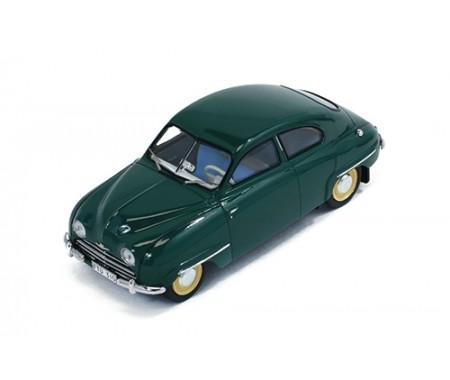 SAAB 92B 1954 Green