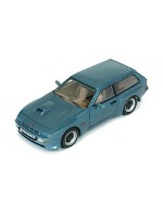 Porshce 924 Turbo Kombi 1981 Dark Blue