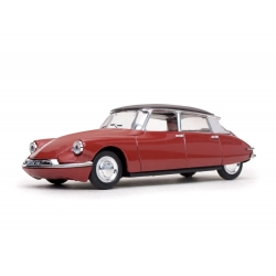 Citroen DS19 1960 Red Esterel