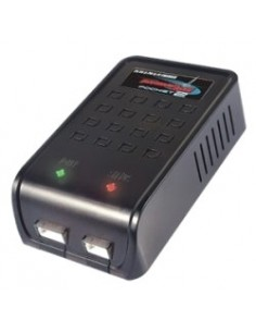 Carregador / Balanceador Powerpal Pocket 2 LIPO 2S-3S e LIFE