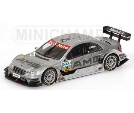 Mercedes-Benz C-Class - Jean Alesi - Team AMG Mercedes - DTM 2005