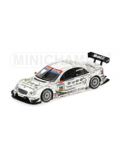 Mercedes-Benz C-Class - Brun Spengler - Team Persson - DTM 2005
