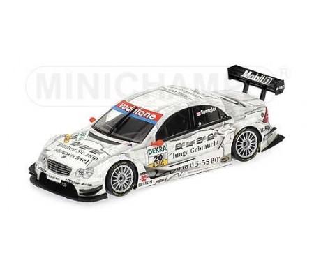 Mercedes-Benz C-Class - Brun Spengler - Team Persson - DTM 2005