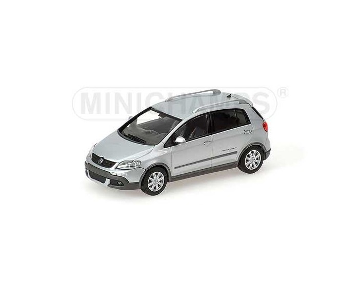 Volkswagen Cross Golf - 2006 - Silver