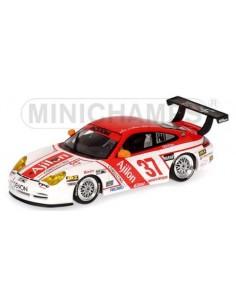 Porsche 911 GT3 - Matos/Fitzgerald/Assentato/Longhi - Team Ajilon Consulting - 24H Daytona 2005