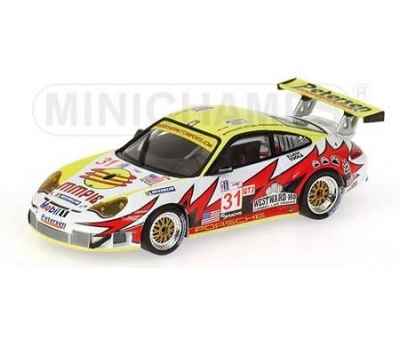Porsche 911 GT3 RSR - Bergmeister/Long/Luhr - Winners - Petersen Motorsports - 12H Sebring 2005