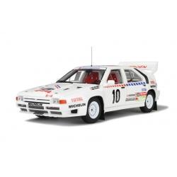Citroen BX 4TC Nr.10 GR B Sweden Rallye 1986
