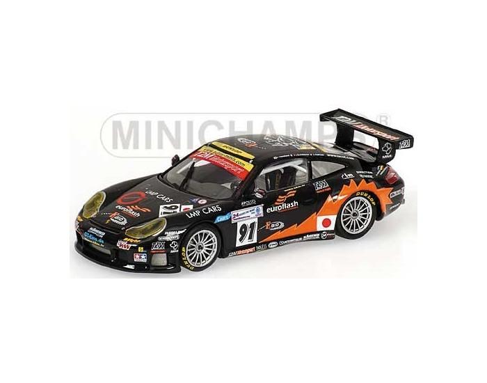 Porsche 911 GT3 RSS - Yamagishi/Pompidou/Blanchemain - Team T2M Motorsport - 24H Le Mans 2005