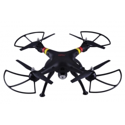 Syma X8C 2.4G W/HD Camera - Matt Black