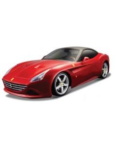 Ferrari California T Closed Top 2014 Red
