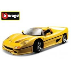 Ferrari F50 1995 Yellow