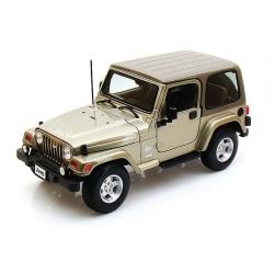 Jeep Wrangler Sahara Beije