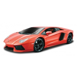 Lamborghini Aventador LP700-4 2011 Orange